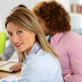Image Develop women's leadership skills